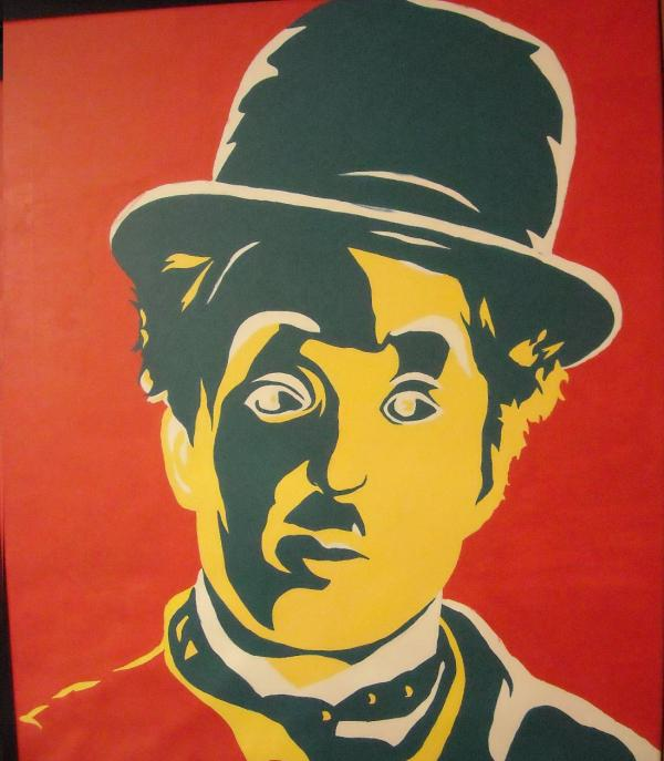 Charlie Chaplin by xsweet-revengex